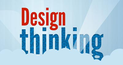 Design Thinking title slide