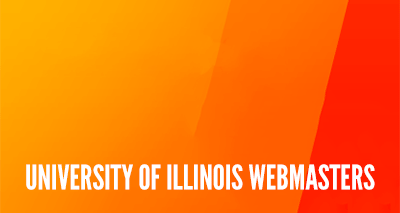 University of Illinois Webmasters