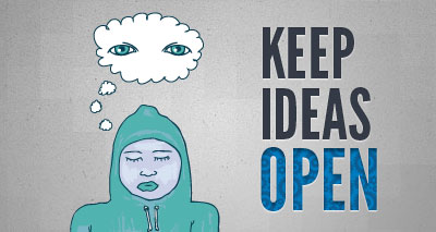 Open Ideas graphic