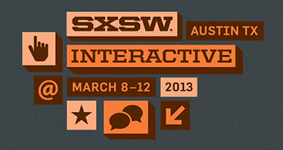 South by southwest 2013 logo