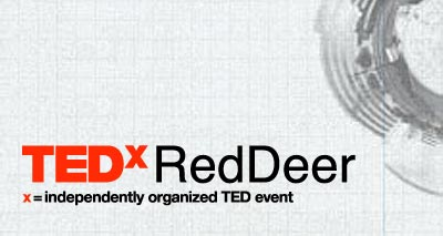 TEDx Red Deer Graphic